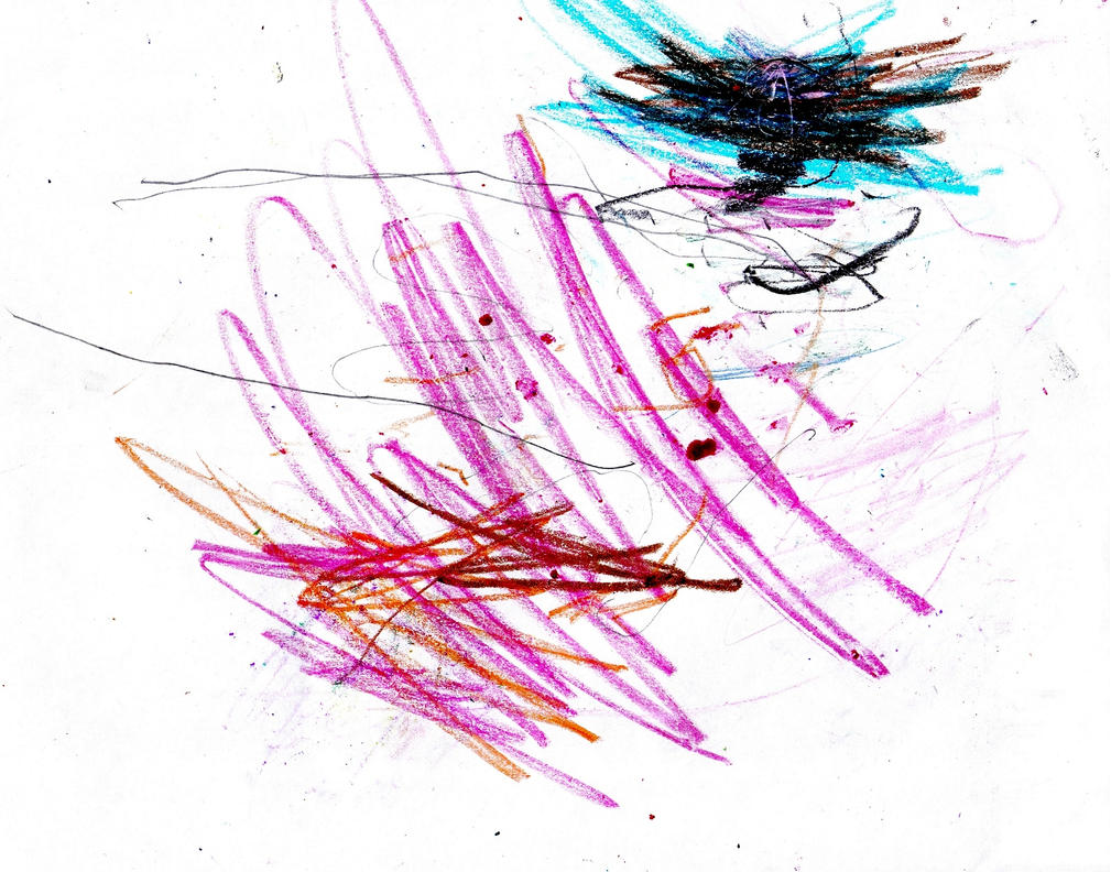 Crayon Scribble Drawing : Textures crayon by onecoldcanadian on deviantart