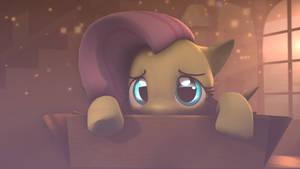 Boxpons! - Fluttershy by Star-lightStarbright