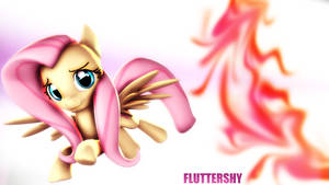 Fluttershy 1080p Wallpaper by Star-lightStarbright