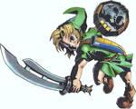 Majora's Mask - Link