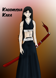 Kara Shinigami by Kyrek