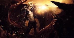 Fullmetal Alchemist [EDWARD ELRIC] by lKoizumil