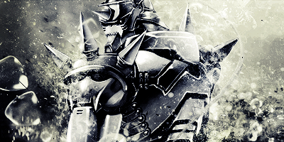 Fullmetal Alchemist ALPHONSE ELRIC By LKoizumil