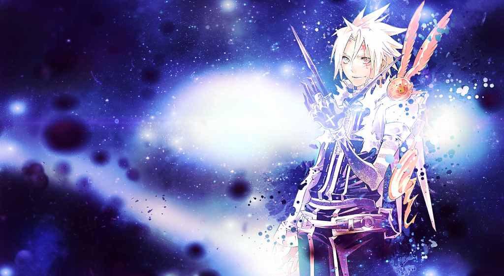 d gray man allen walker wallpaper by lkoizumil on