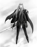 claymore - Alicia by sspit
