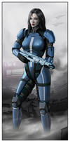 mass effect - Ashley