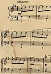 Music Notes Vampstock