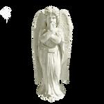 Angel Statue PNG Vampstock 1 WM