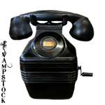 Old Phone PNG 2 Vampstock
