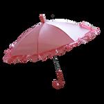 Pink Umbrella PNG Vampstock