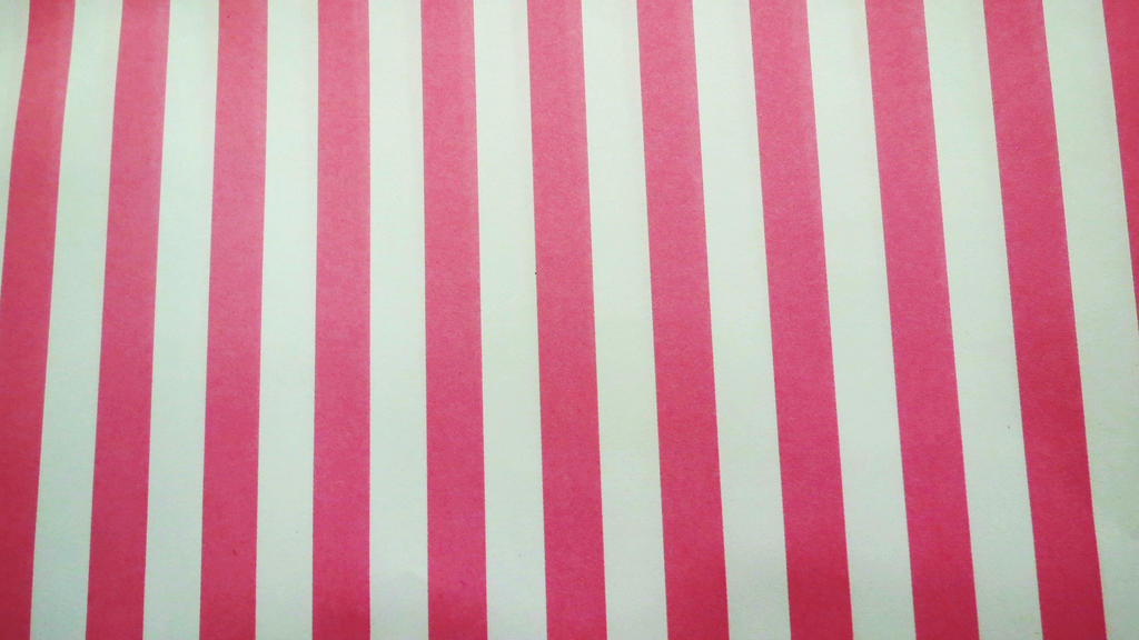 Pink Striped Bed Sheets