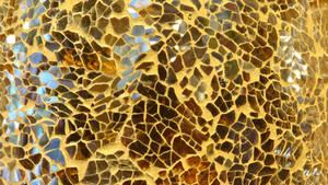 Gold Mosaic Texture Vampstock