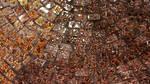 Earth Tone Mosaic Texture Vampstock
