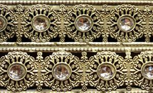 Metallic Jewels Texture Vampstock