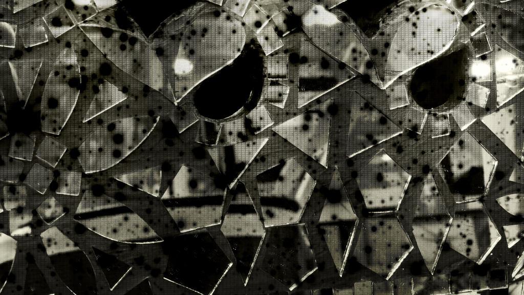 Dirty Mosaic Mirrors Texture Vampstock