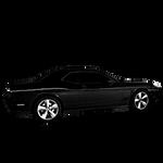 Dodge Challenger PNG Vampstock