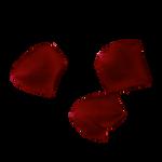 Rose Petal PNG 6 Vampstock