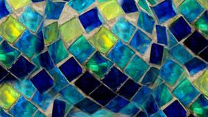 Mosaic Glass Texture Vampstock z