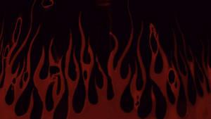 Grunge Flames Texture Vampstock