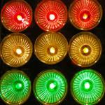 Lights Texture Vampstock