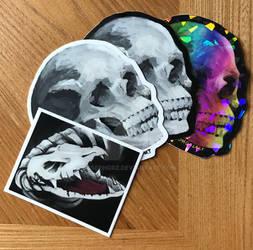 Bone Boi Sticker Pack