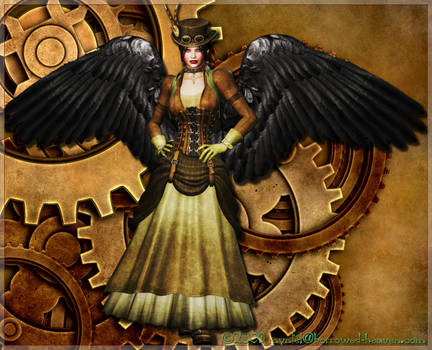 Steam Punk Angel
