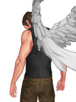 D 6  Daryl Dixon by aelsen