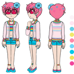 Q.P. Outfits: Candy Pop 2