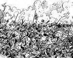 Battle of Lutzen, 1632
