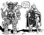 Vikings in games