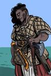 Drengan mercenary