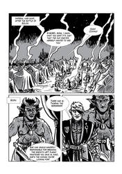 Thurinn the berserk, the tale of Galgarion pg6 by TuomasMyllyla