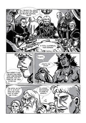 Thurinn the berserk, the tale of Galgarion pg7 by TuomasMyllyla