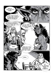 Thurinn the berserk, the tale of Galgarion pg8 by TuomasMyllyla