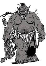 Southern troll by TuomasMyllyla