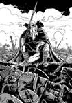 Odin, the all-father by TuomasMyllyla