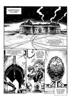 Troll patrol, page 1