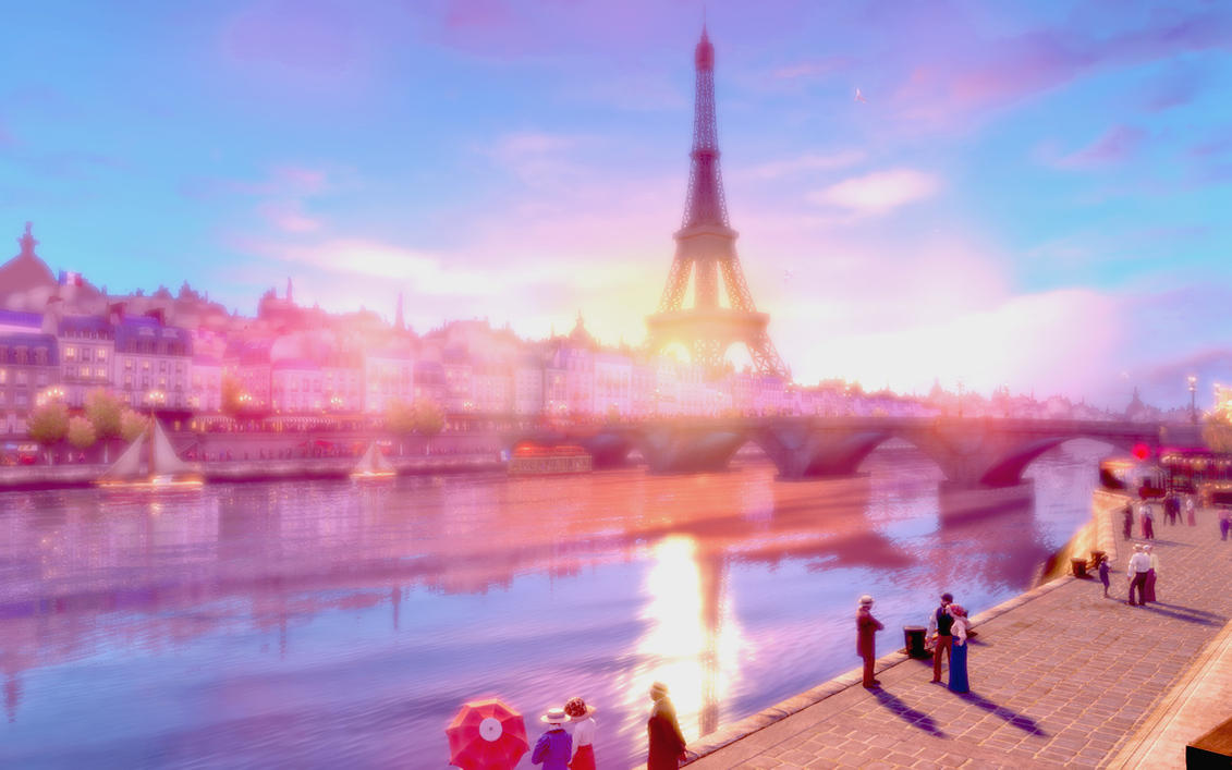 Bioshock Infinite Paris By Gforce516