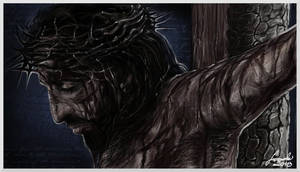 Dying God by kiniu8102