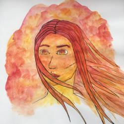 A human of colors