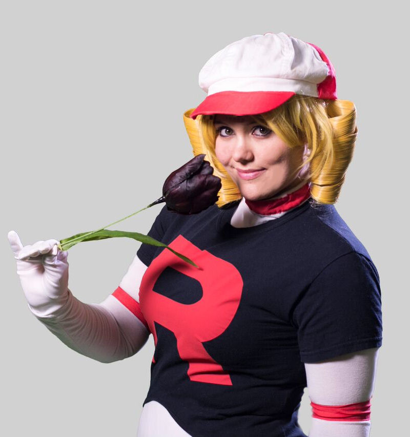 The Black Tulip By Peachy Hime Cosplay On Deviantart