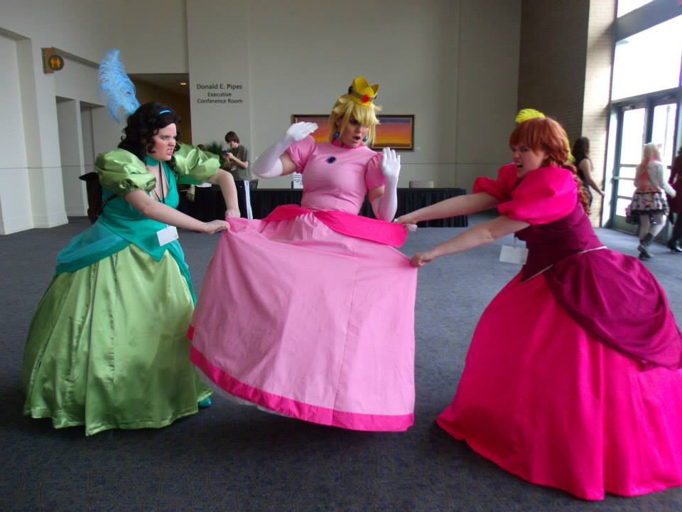 You Ve Got The Wrong Princess By Peachy Hime Cosplay On Deviantart