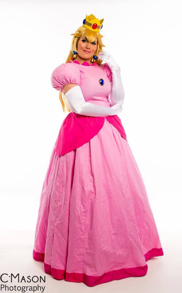 Regal Princess By Peachy Hime Cosplay On Deviantart