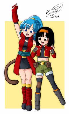 Me and Xeno Pan