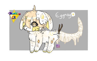 Eggnog Adopted Baby! by Ivvey