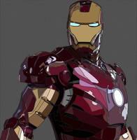 IronMan by LegendarySuperman