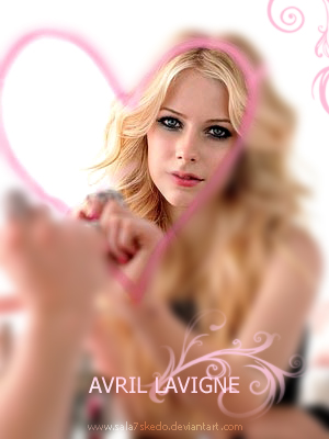 Avril Lavigne by sala7skedo