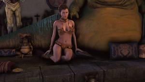 In Jabba's Service