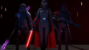 Star Wars Jedi: Fallen Order SFM Models