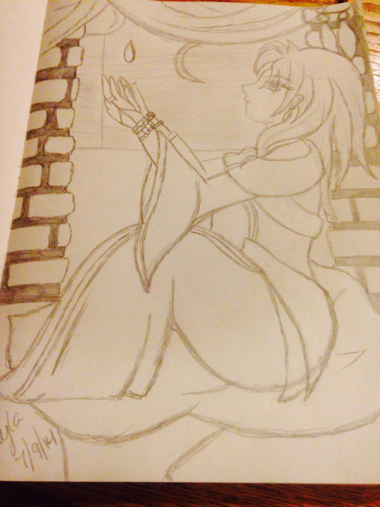 Catching Tears by Seyhoumaru9096